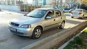 opel astra g 1999год 5000$