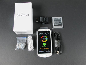Samsung Galaxy S III-Apple iPhone 4S-Nokia 808 Pureview